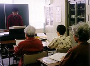 レディースのカラオケ教室(モーニングコース)